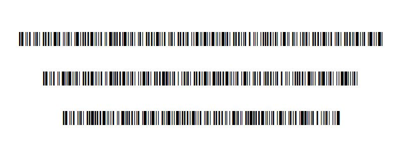 Watchers barcode